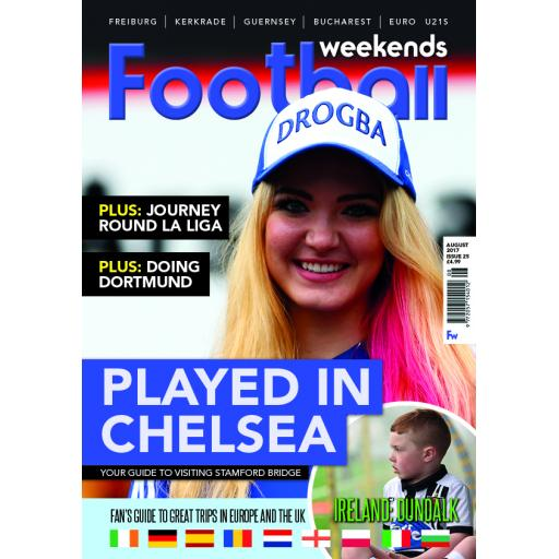 Issue 25 August 2017
