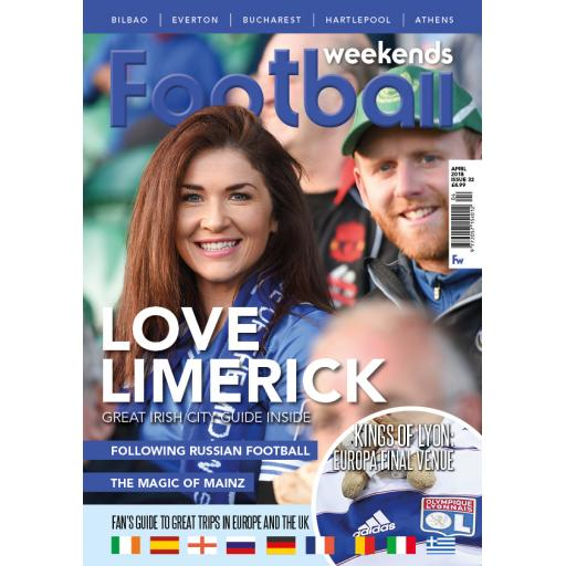 Issue 32 April 2018
