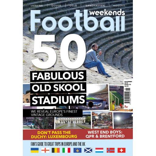 Issue 50 November 2019