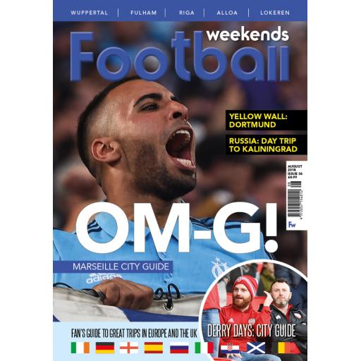 Issue 36 August 2018